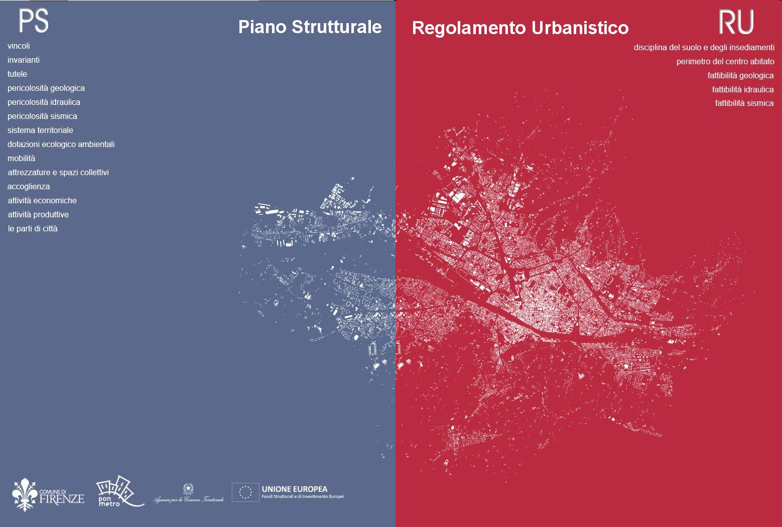 Piano Strutturale e Regolamento Urbanistico